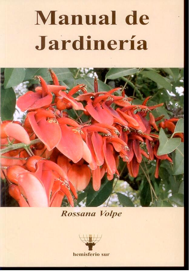 Libros jardineria manual de jardinera en pasteur 753 - Libros sobre jardineria ...